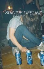 suicide lifeline❀malum by urbancake