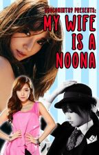 My Wife is a Noona by chocomint89