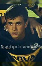 No Creí Que Te Volvería A Ver (Adrian Cubas Y Vos) by Cannon2002