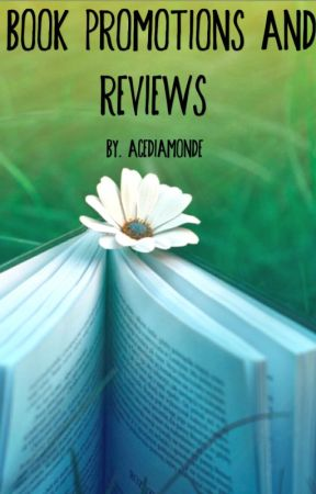 Book Promotions and Reviews by acediamonde