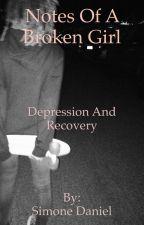 Notes of a Broken Girl by simoneldaniel