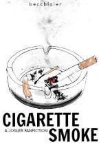 cigarette smoke {joshler} by beccblaierr