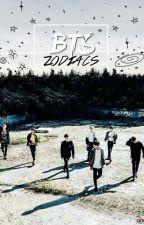 BTS Zodiacs by boreumdal