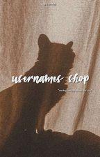 Usernames Shop by L00NAVERSE