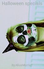 Halloween specials by AliceMorris7