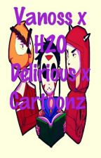 Vanoss x H20 Delirious x Cartoonz by Blackshadow06