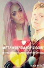 Metamorfomaga Diggory(Fred Weasley) by AndyReigns