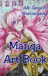 Manga Art Book by Snowy Avis by SnowyAvis