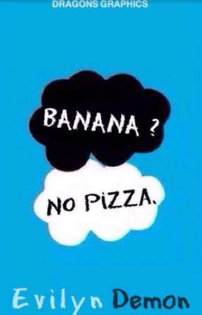 Banana ? No Pizza by Nerdy-Saloperie
