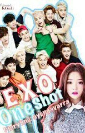 EXO One Shots by ayengavarra
