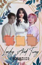 LUCKY AND TINY (IKON JinHwan & AFTERSCHOOL Nana) by iLoveJAZZMINE