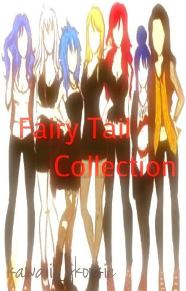 Fairy Tail Lemon Collection