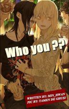 Who you?? (GxG) by menmen_ri