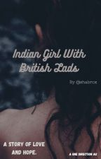 Indian Girl With British Lads by shabrox