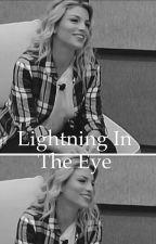 Lightning in the eye always bremma by safrostsun