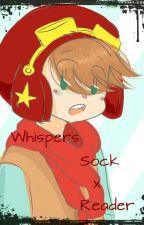 Whispers ( Sock x Reader w2h ) by aWOOOOOOOOO