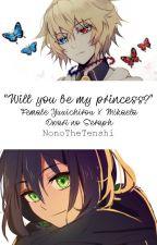 """""""Czy zostaniesz mą księżniczką?"""" [✕] by NonoTheTenshi"""