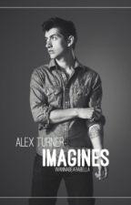 Alex Turner Imagines by alinaskywalker