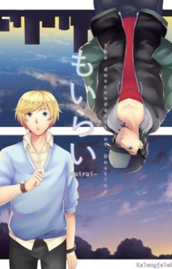 MOIRAI: Descendant of Destiny [Sho-ai]