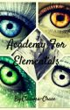 Academy For Elementals by Clarissa-Chase