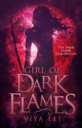 Girl of Dark Flames by Aeviya