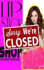 LIPSTICK GRAPHIC SHOP (CLOSED) by endorphinGirl