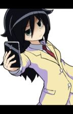 Tomoko Kuroki x Female Reader: A Fated Encounter by peabeetheanimeneko