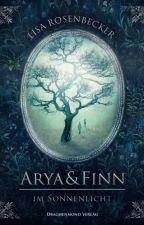 Arya & Finn - Im Sonnenlicht (Leseprobe) by Lisa_Ro