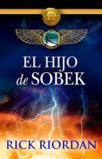 El Hijo de Sobek by patronustiel