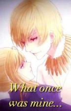 What once was mine... (Gilgamesh x Saber) by eahduchessswan