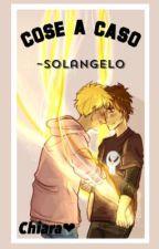 Cose a caso~Solangelo by broken_ggirll