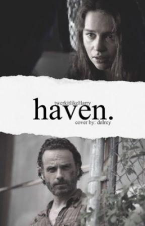 Haven »•» TWD (Rick Grimes) by twerkitlikeHarry