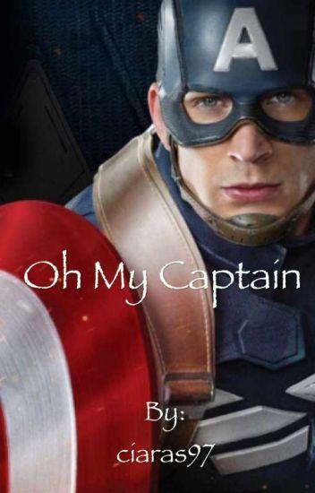 Oh My Captain (Captain America Fanfiction) ~Sequel~