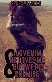 I Love Him & He Loves Me but We're Enemies by RenesmeeRcks