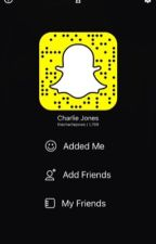 Celebrities Snapchat Names by voidsharmanx