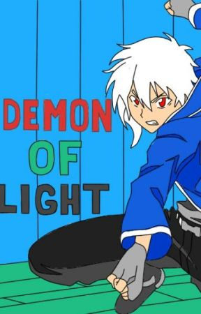 Demon of Light. by jexus0
