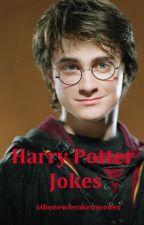 Harry Potter Jokes by xthenewbrokenscenex