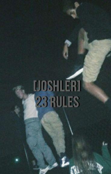 23 Rules (Joshler)