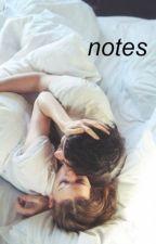 Notes; ai by xxfeelgoodxx