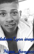 Hakeem Lyon imagines by Niyaaa_LoveYazz