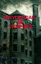 universidad de vampiros by melcote