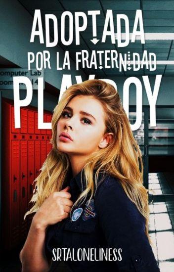 """Adoptada por la Fraternidad """"PlayBoy"""""""