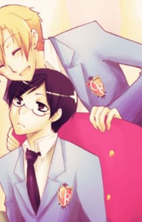 Mommy and daddy  (tamaki x Kyoya) by germatalia