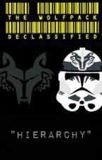 "Star Wars The Clone Wars: Wolfpack Declassified ""Hierarchy"" by CommanderWolffe"