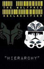 "Star Wars The Clone Wars: Wolfpack Declassified ""Hierarchy"" by CommanderWolffe"