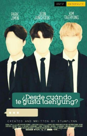 ¿desde cuándo te gusta taehyung? × jikook