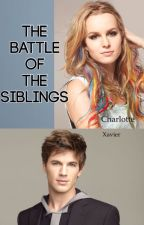 The Battle Of The Siblings by jamjellybean