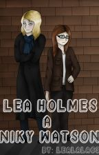 Lea Holmes a Niky Watson by LeaLala63