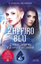 Zaffiro blu (III libro, IGsaga)  by F_VanessaArca