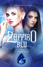 Zaffiro blu (III libro, IGsaga) by F_VanessaArcadipane